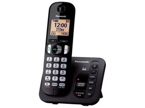Telefone com secretaria panasonic s
