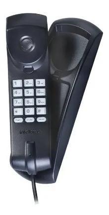 Telefone gôndola intelbras tc 20 slim mesa ou parede com