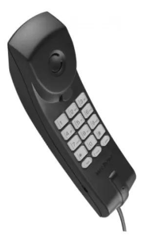 Telefone intelbras gôndola tc 20 preto