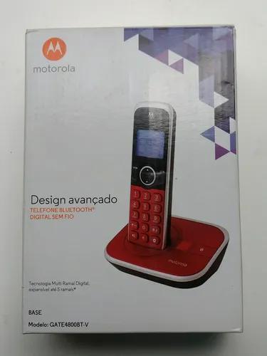 Telefone motorola bluetooth digital s