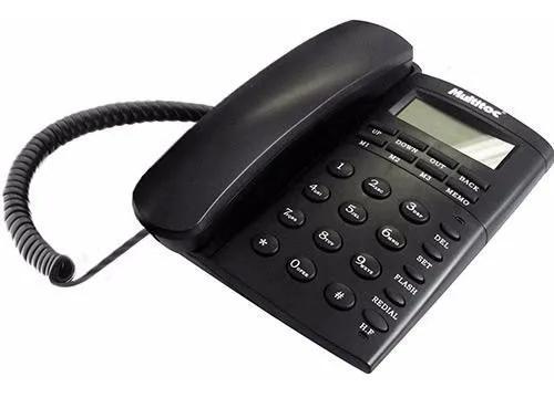 Telefone multitoc de fio office id 929i identif. e vivavoz