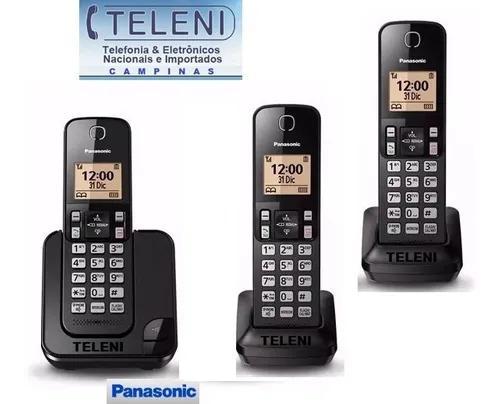 Telefone panasonic bloqueia chamadas e teclado, agenda, rel