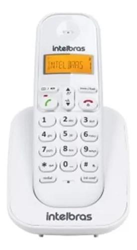 Telefone s/ fio intelbras 4123002 ts 3112 c/ ramal adicional