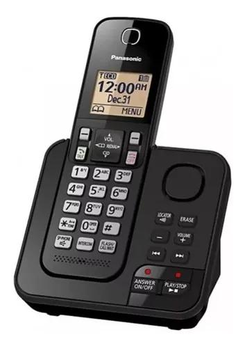 Telefone s/fio panasonic, secretaria, bloqueador de chamadas