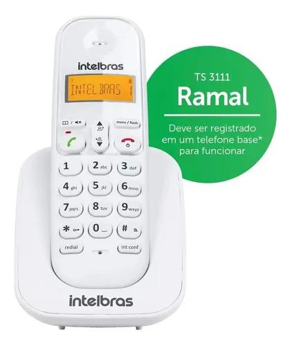 Ts3111 ramal digital intelbras s