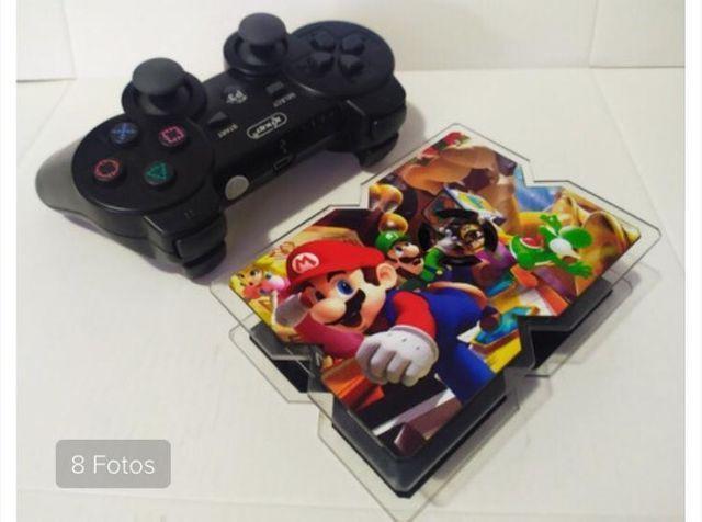 Video game retro com mais de 16.000 jogos