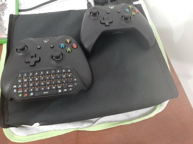 Xbox one x zero