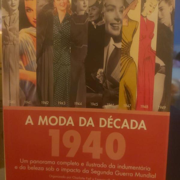 A moda da década 1940