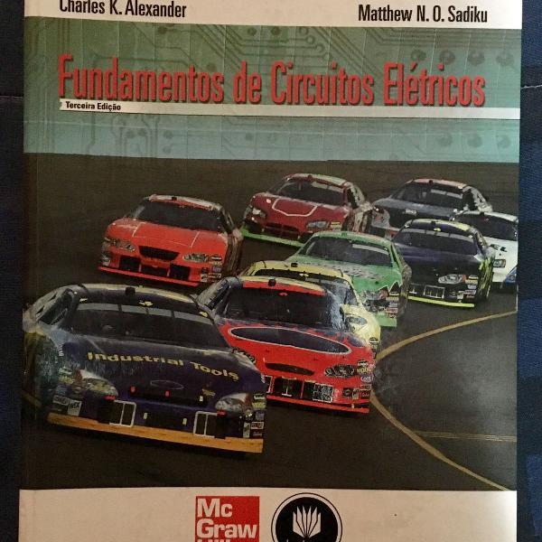 Livro circuitos elétricos sadiku 3ª ed.