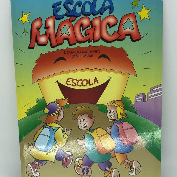 Livro: escola magica
