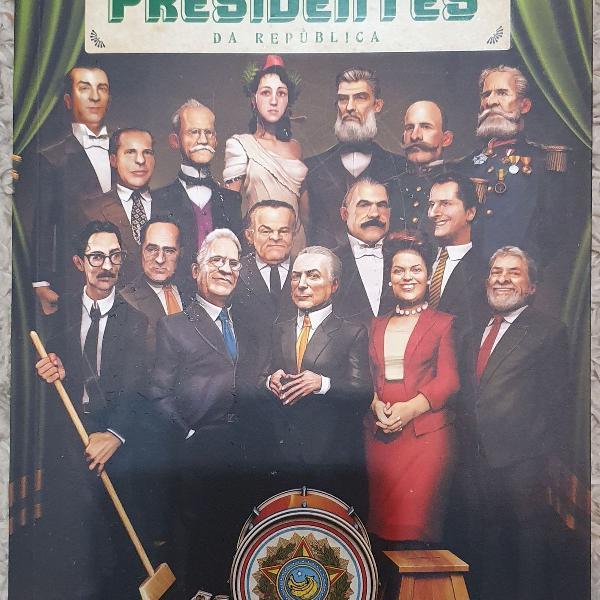 Livro - guia politicamente incorreto dos presidentes da