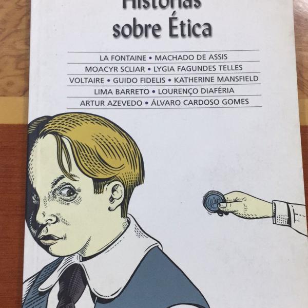 Livro história sobre ética