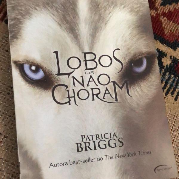 livro lobos não choram; patricia briggs