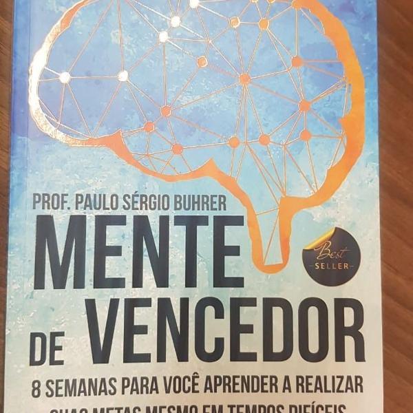 """Livro """"mente de vencedor"""""""