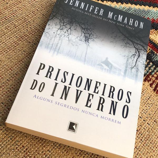 livro prisioneiros do inverno; jennifer mcmahon