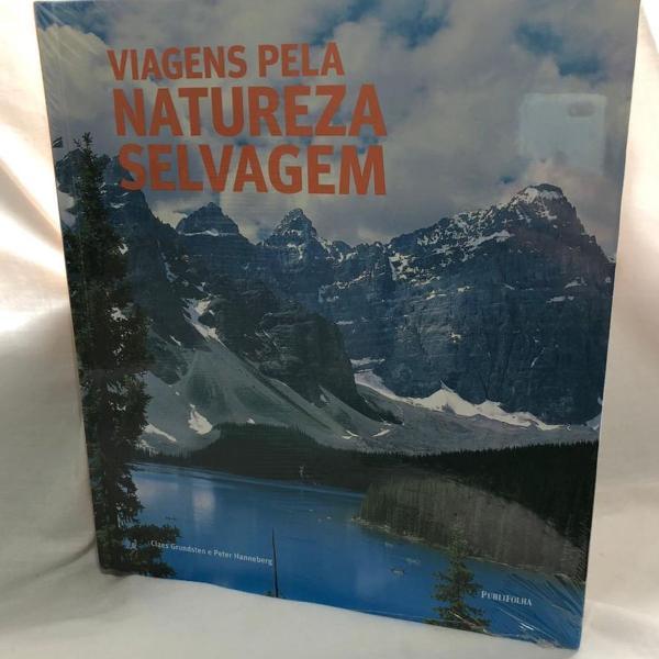 Livro viagens pela natureza selvagem