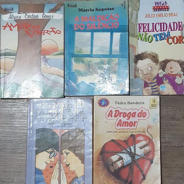 Livros infanto juvenil
