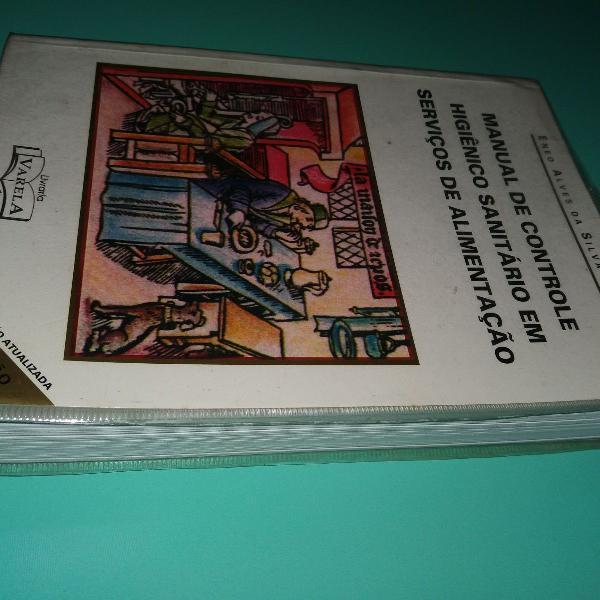 Manual de controle higiênico sanitário em serviços de