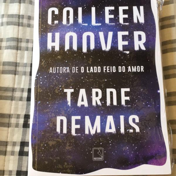 Tarde demais colleen hoover