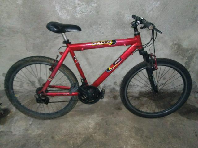 Bicicleta gallo aro 26 revisada