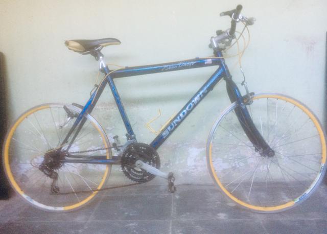 Bicicleta bike.