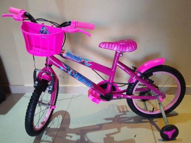 Bicicletas infantil aro 16 novas com garantia