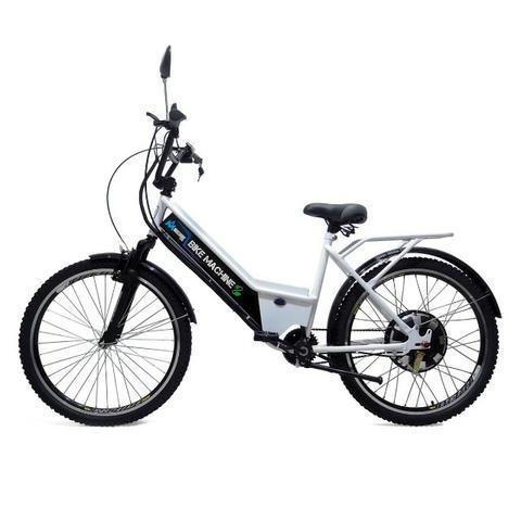 Bike elétrica nova