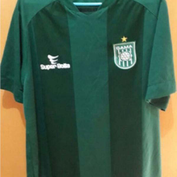 Camisa sociedade esportiva do gama df - 2015