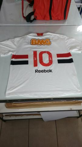 Camisa do são paulo original reebok