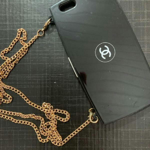 Case iphone chanel