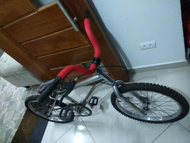 Cross bicicleta