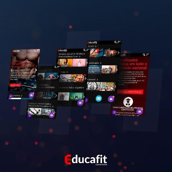 Cursos online educafit
