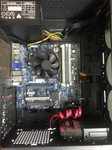 Desktop core i3 4160 / 4gb / 500hd