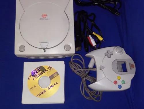 Dreamcast drestravado