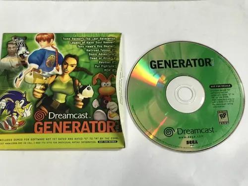 Dreamcast generator