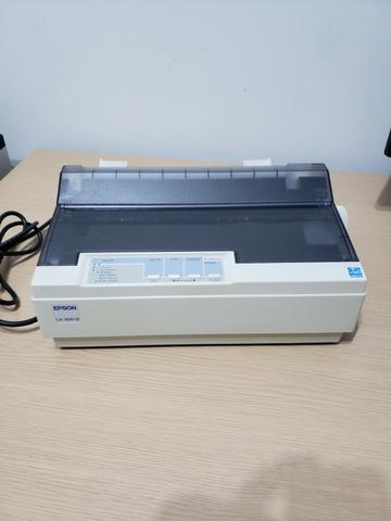 Impressora matricial epson lx 300+ii