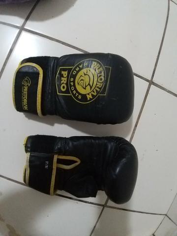 Luvas boxe