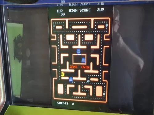 Maquina fliperama arcade pinball 60 jogos clássicos -