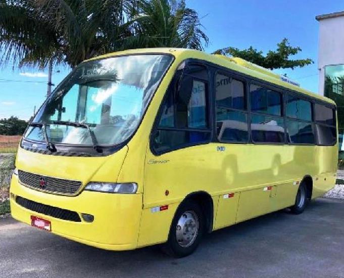 Micro onibus executivo sênior vw 9150 cód.6514 ano 2003