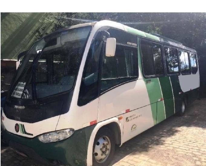 Micro onibus sênior m.benz lo-915 cód.6524 ano 2008