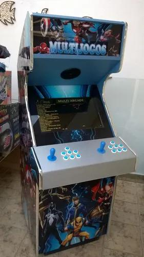 Máquina multijogos 22 arcade 21 sist