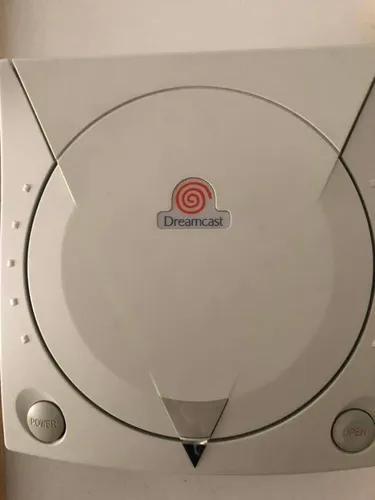Sega dreamcast tectoy va2 - não le cd - funcionando placa