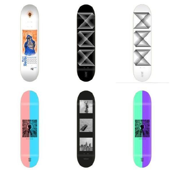 Shape marfim future skateboards shape de skate