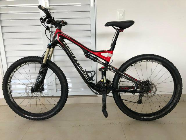 Specialized stumpjumper expert carbon 26