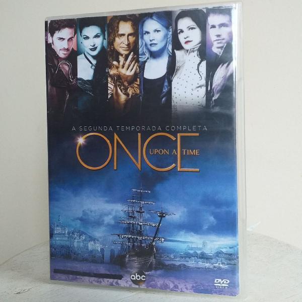 Série once upon a time - 2ª temporada