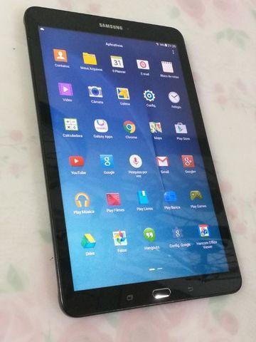 "Tablet samsung galaxy tab e sm-t560 8gb 9,6"" android 5 mp"