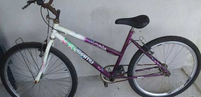 Vendo barato bicicleta