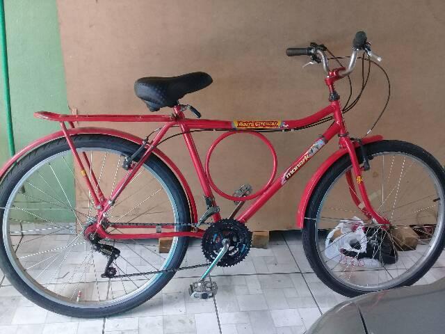 Vendo ou troco bicicleta monark com câmbio sturmey archer