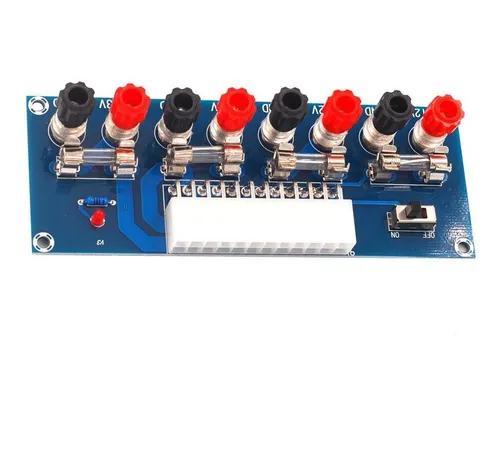 Xh-m229 desktop chassi power atx placa adaptador de alimenta