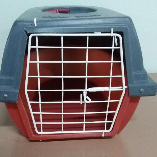 Caixa transporte gatinho